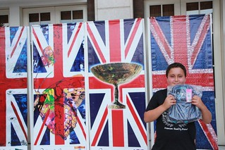 London 2012 giveaways | by UK in LEBANON