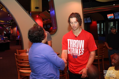 CJ Wilson Bowling Event54 | by Children's Hospital Los Angeles
