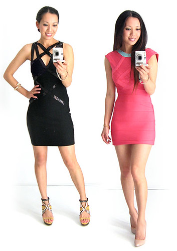 Mini Dresses from ClubCouture | by Karen Cheng