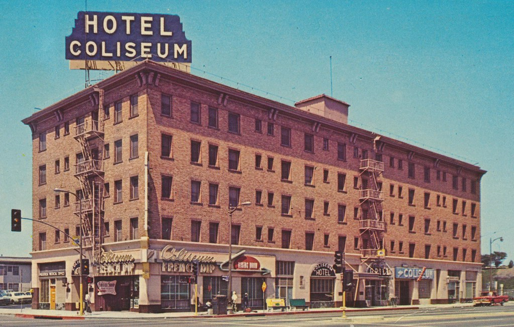 Coliseum Hotel - Los Angeles, California