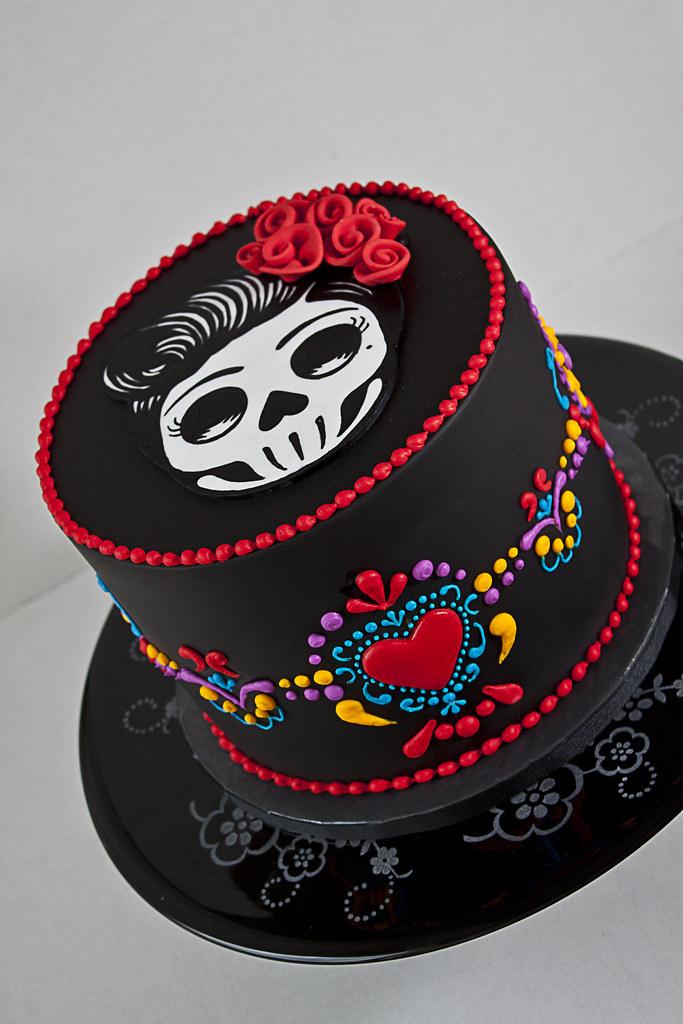 Easy Monster High Birthday Cake Ideas