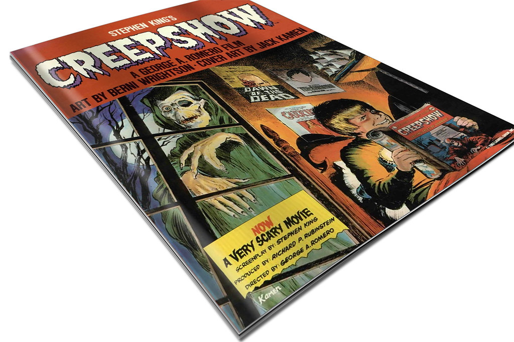 Creepshow Comic Book Creepshow Comic Book Limited