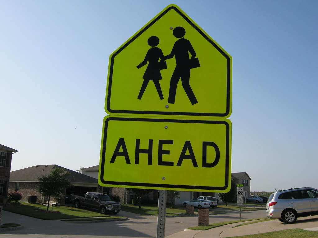 School Crossing Sign | www.imgkid.com - The Image Kid Has It!