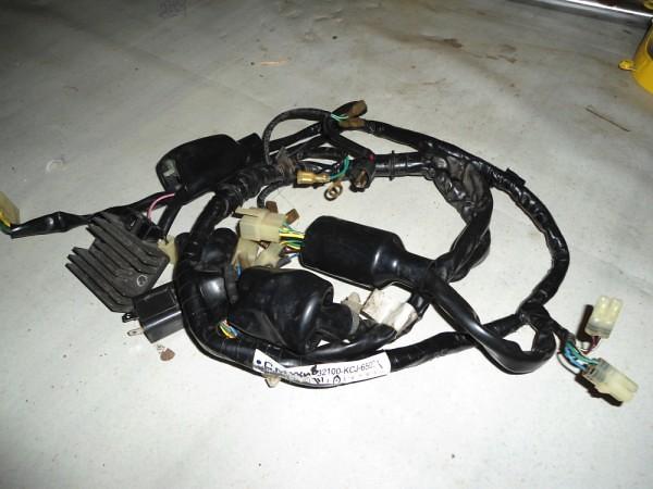 Wiring Honda Tiger Revo For Bro Kama