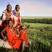 Masai Women and Children