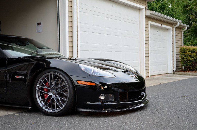 Front Splitter On Lowed C6 Page 2 Corvetteforum