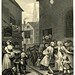 008-Los cuatro momentos del dia- The complete works of William Hogarth..1800