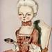 Versión de Marie Antoinette de Jean-Etienne Liotard
