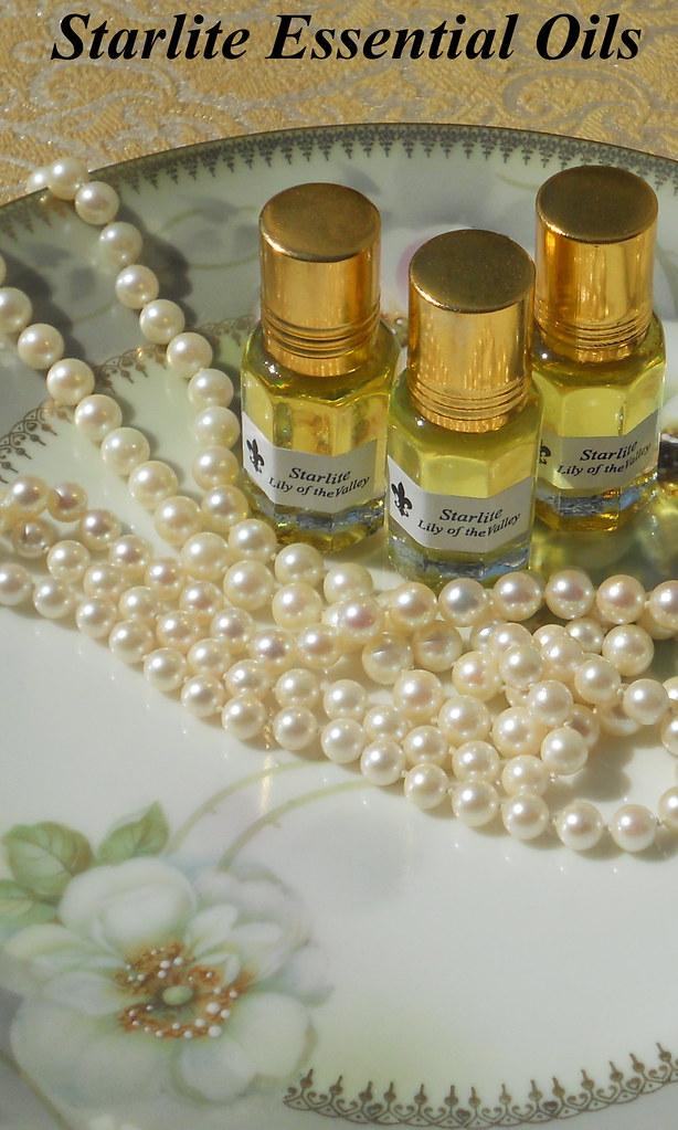 Natural Organic Perfume