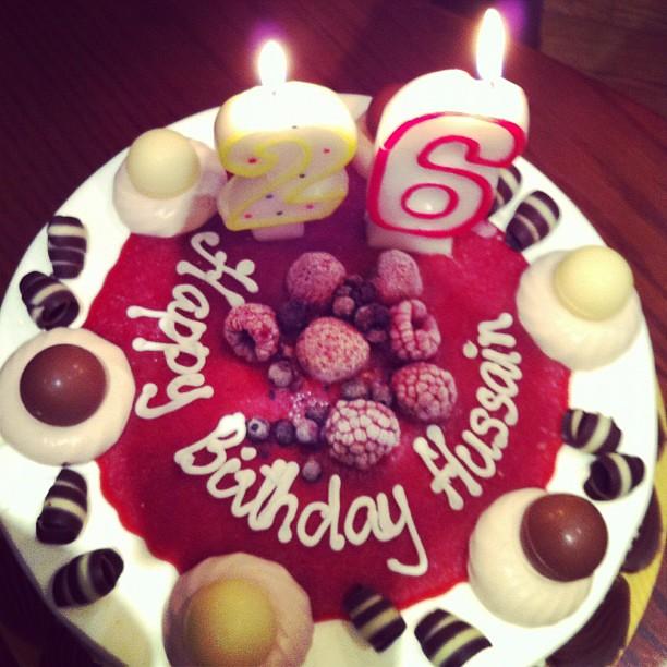 Birthday Cakes In Bahrain