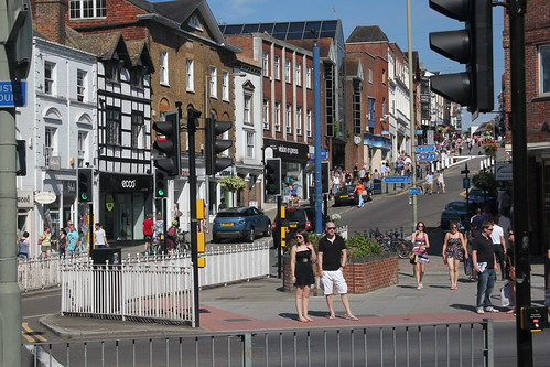 Guildford High Street Craft Market