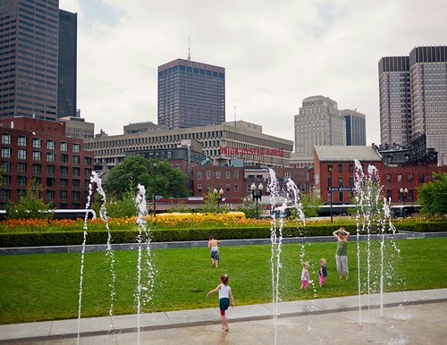 Rose Fitzgerald Kennedy Greenway 4 | by CieraHolzenthal