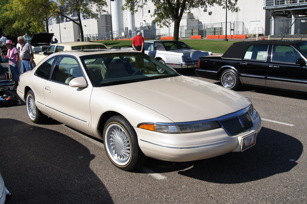 96 lincoln mark viii lincoln continental owners club 201 flickr. Black Bedroom Furniture Sets. Home Design Ideas