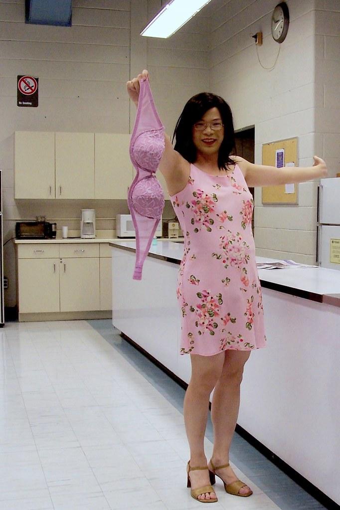 Perfect Asian mom underwear slag