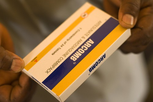 Malaria medication | by World Bank Photo Collection