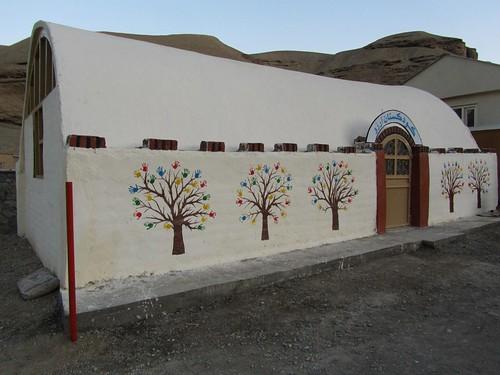 preschool superadobe building arzu studio hope flickr