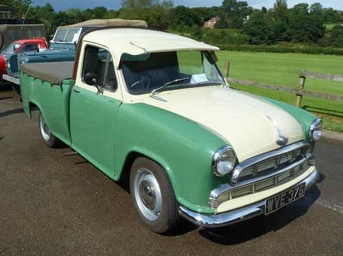 1960 Morris Cowley Pick up