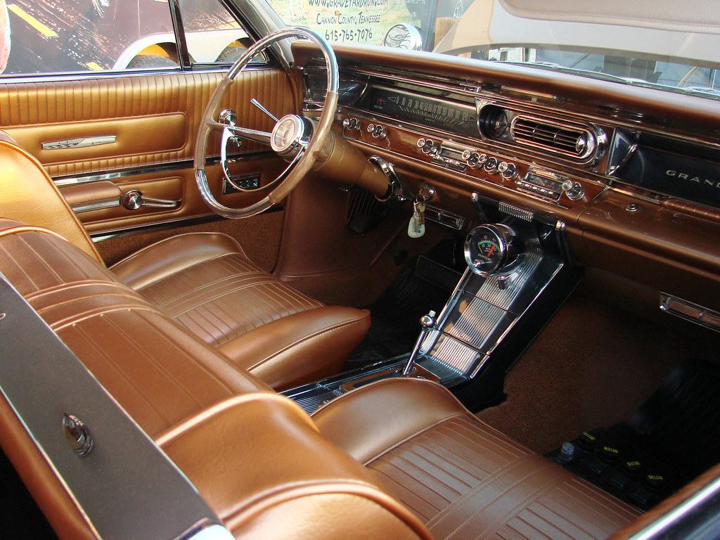 1963 grand prix interior pontiac oakland museum flickr. Black Bedroom Furniture Sets. Home Design Ideas
