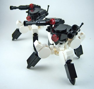 VX-97 Spider Ghost | by HatRabies