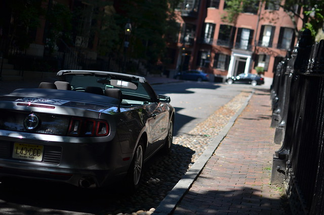 Convertible Rental Car Boston