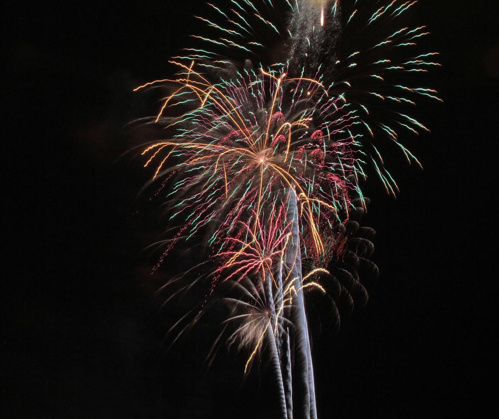 Staten Island South Beach Fireworks