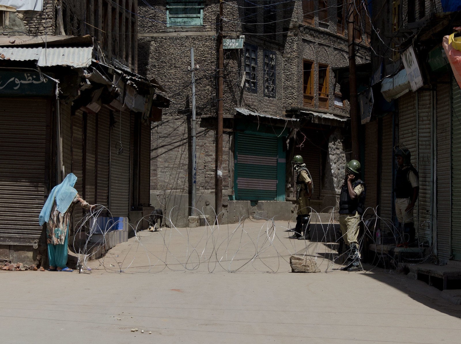 Day 43: Kashmir Seige Continues | by Muzamil Mattoo