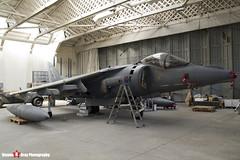 ZD461 51A - P51 - Royal Air Force - British Aerospace Harrier GR9A - 120909 - Duxford - Steven Gray - IMG_6578