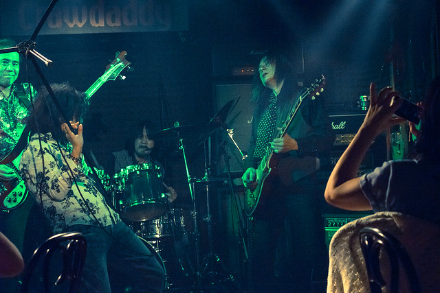 Molten Gold live at Crawdaddy Club, Tokyo, 10 Sep 2016 -00030