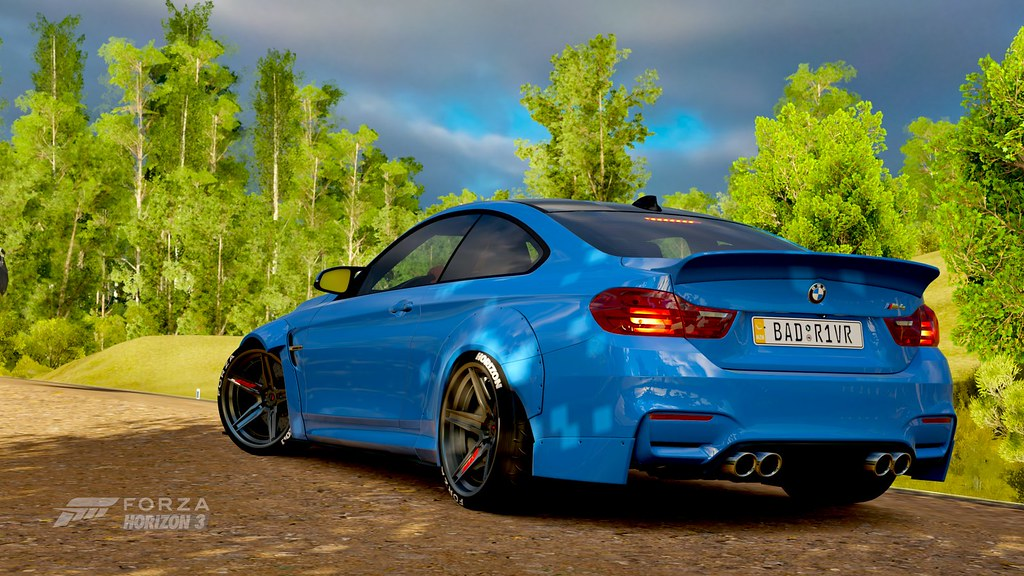2014 Bmw M4 Coupe Forza Horizon 3 Photocomp 1 Jim