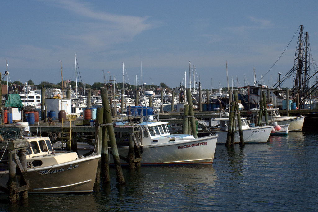 2012 cn 0996 fishing boats in newport harbor newport for Fishing newport ri