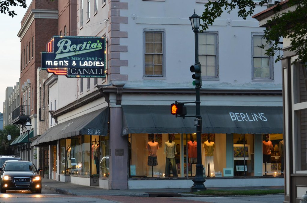 Clothing stores on king street charleston sc
