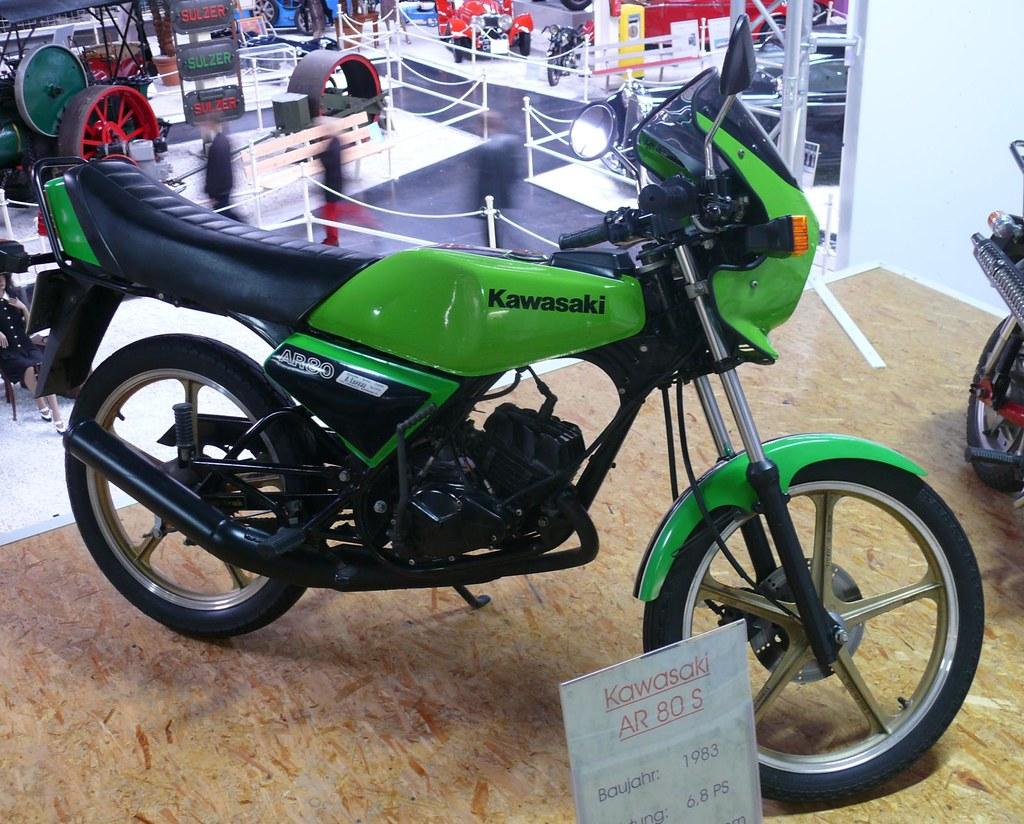 Kawasaki C Map