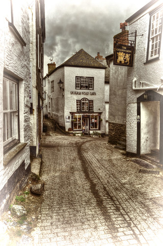 Time passes by in Port Isaac (Explore) | by Barry.Turner.Photography
