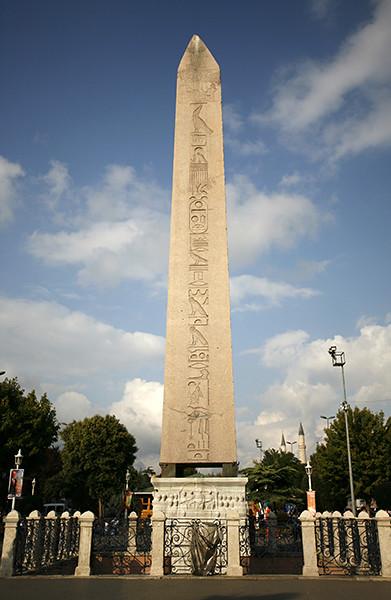 Istanbul, Obelisk of Theodosius  Ayse Topbas  Flickr