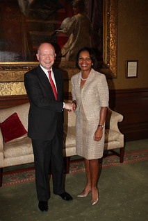 Condoleezza Rice | by Foreign and Commonwealth Office
