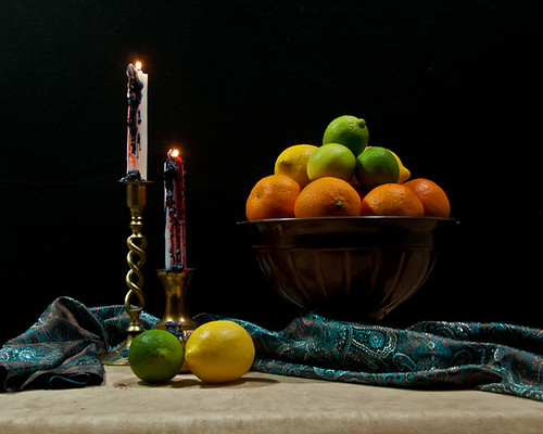 Still Life with Citrus | by Frank Carey
