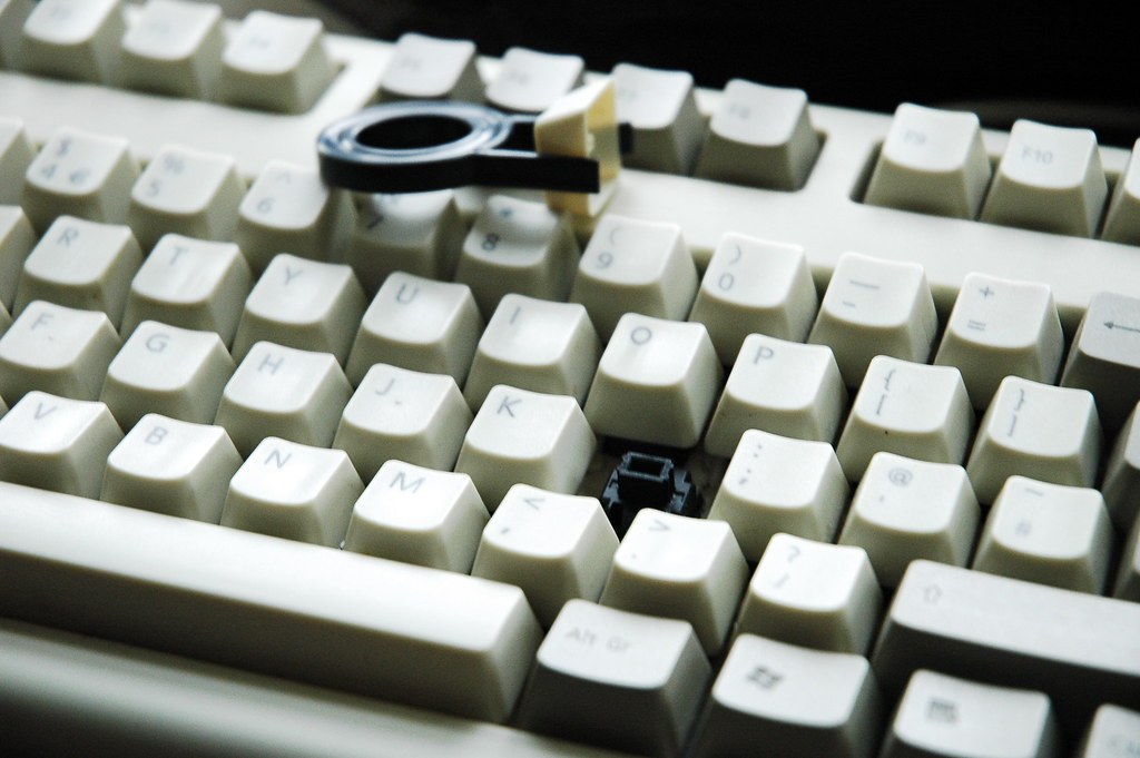 how to know if keyboard is mechanical