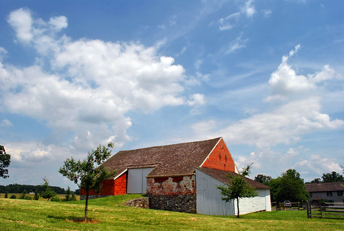 The Trostle Barn. | by TheGreenHeron
