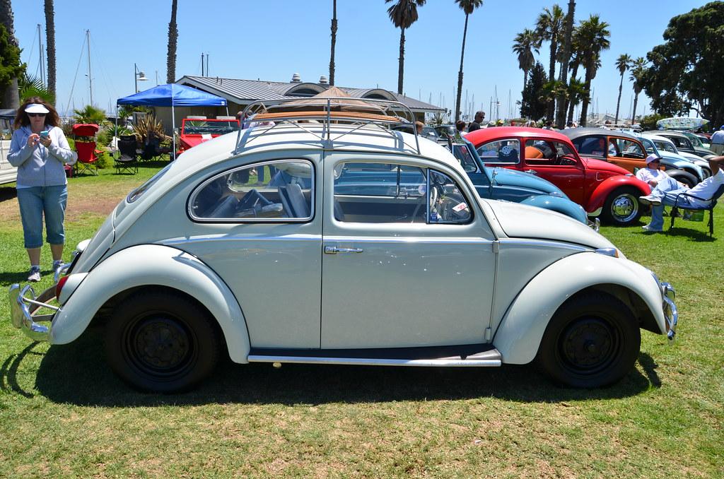 VINTAGE VW CAR SHOW HARBOR PARK OXNARD CALIFORNIA Flickr - Oxnard car show
