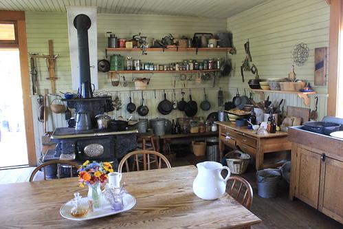 1880s kitchen | rabinowitz. | Flickr