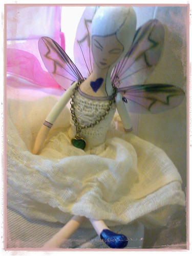 Cloth clay petite dolls | by Tracey-anne aka jasmoon butterfly