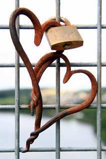 Two Metal Hearts - Locked | by .hd.