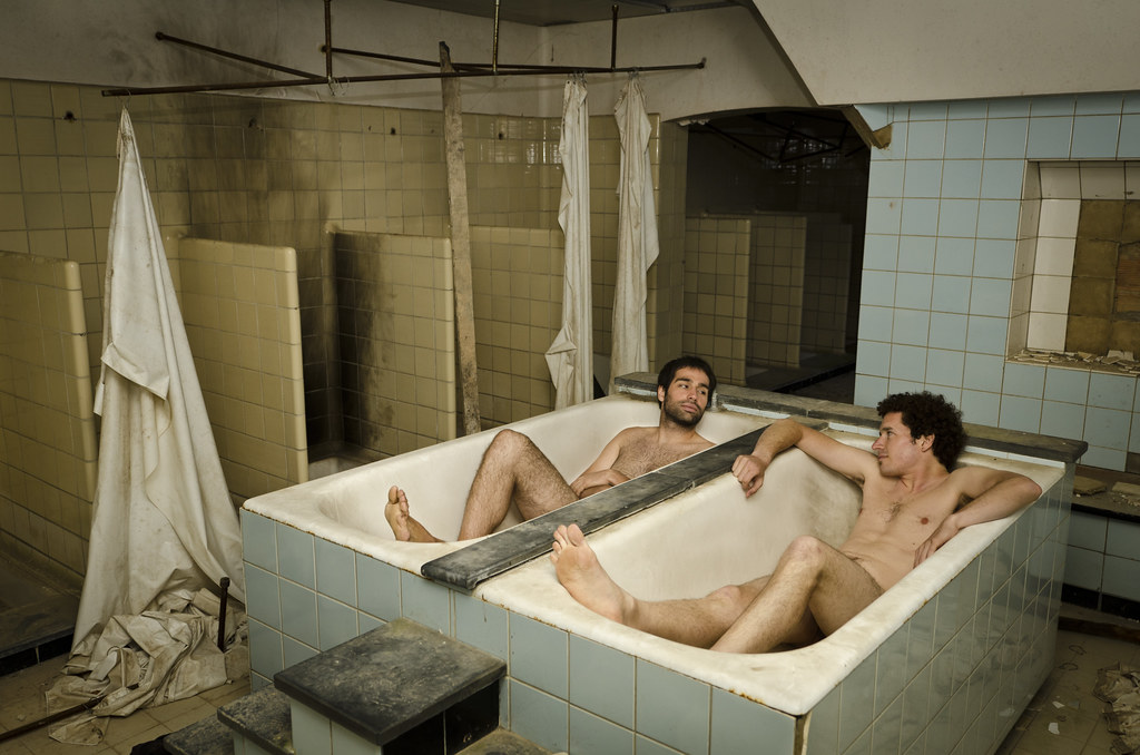 Naked men in showers together free movies 2