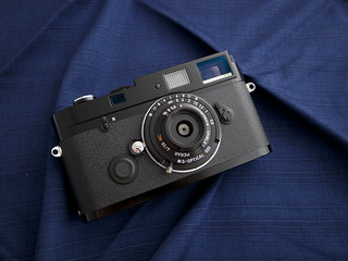Leica MP w/MS Optical Perar Super Triplet 28mm f/4 | by Japancamerahunter