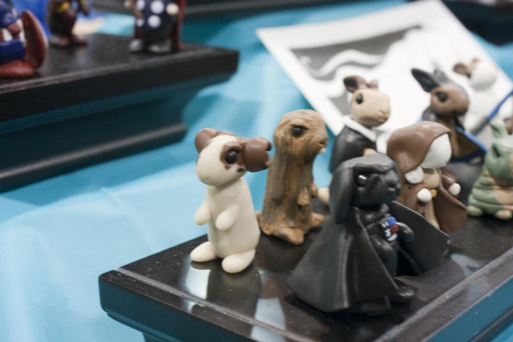 Star Wars Bunnies 95