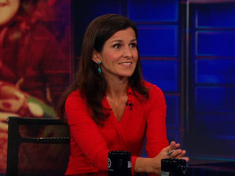 Joanna Brooks on The Daily Show with Jon Stewart | by On Being