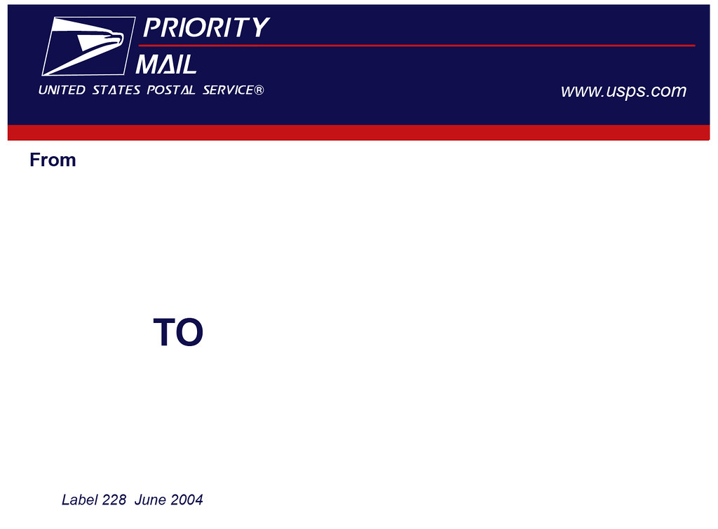 2004 usps label 228 template thought id put this up for th flickr