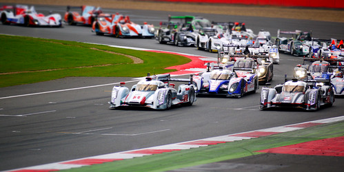 Rolling Start: WEC - 6 Hours of Silverstone: Race Day (27/08/2012) | by _chrisUK