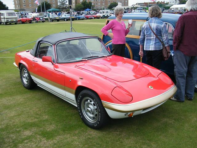 1970 Lotus Elan 1600 In 39 Gold Leaf 39 Colours Flickr