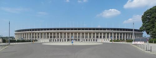 2016-0725 06 BERLIJN Olympiastadion